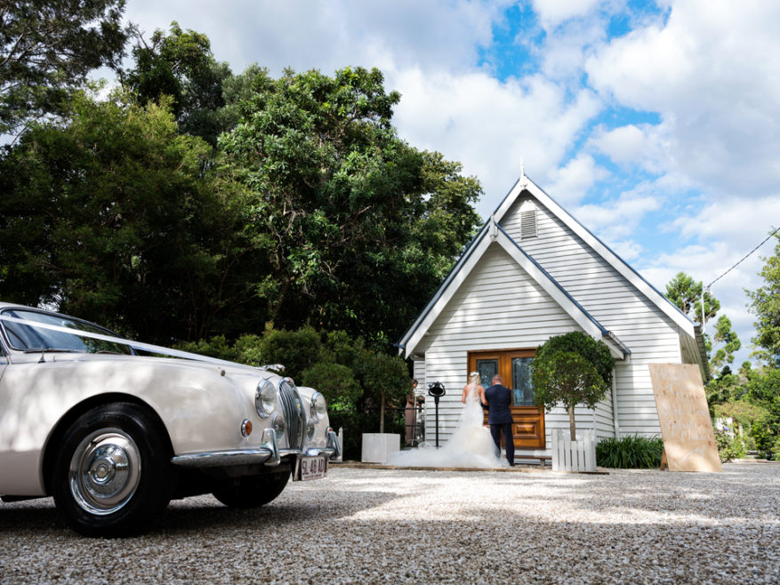 Lil Wedding Chapel.Sunshine Coast Weddings Little White Wedding Chapel